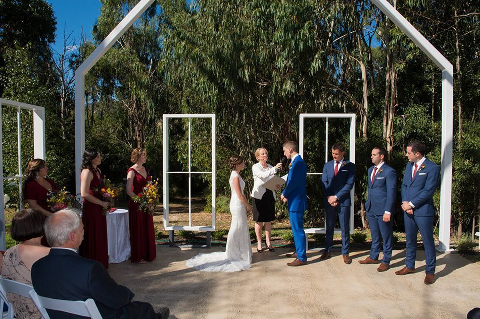 Weddings by Sharon Kershaw Marriage Celebrant Melbourne & Yarra Valley